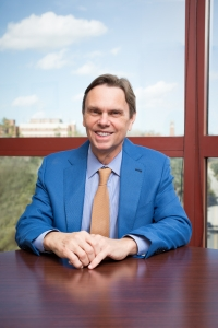 H. Lee Sweeney, Ph.D., a professor in the department of pharmacology and therapeutics and director of the UF Myology Institute.