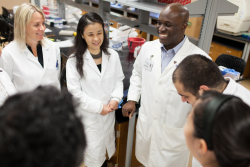 Led by  Duane Mitchell, M.D., Ph.D., the UF Brain Tumor Immunotherapy team is part of  a 12-university collaboration to extend survival rates for patients with  malignant brain tumors.