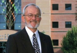"William G. ""Bill"" Luttge, Ph.D., the first director of UF's Evelyn F. and William L. McKnight Brain Institute"