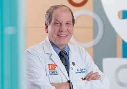 Mark Atkinson, Ph.D., is director of the UF Diabetes Institute and a professor in the UF College of Medicine's departments of pathology and pediatrics.