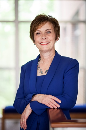 Anna M. McDaniel, Ph.D., R.N., F.A.A.N., Dean of the College of Nursing
