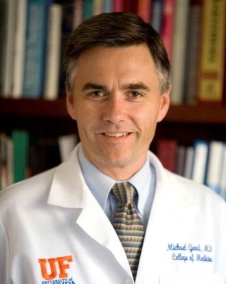 Michael L. Good, M.D. Dean, College of Medicine