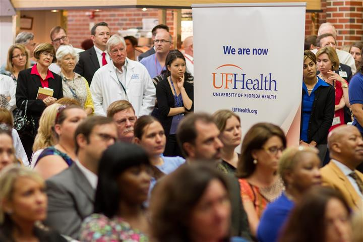 Launch of UF Health, Atrium, UF Health Shands Hospital