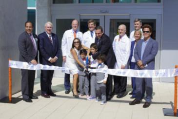 Children's Hospital Opening (Copyright: University of Florida)