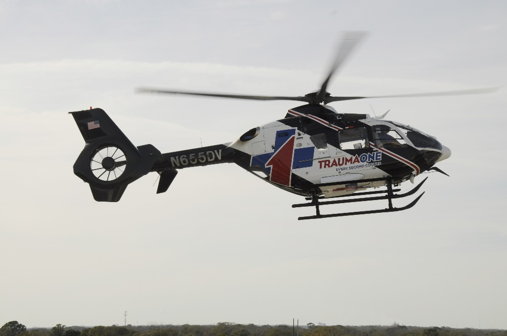 TraumaOne is the state's first and region's only adult and pediatric Level I trauma program.