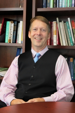 Arch G. Mainous III, Ph.D., chair of the department of health services research, management and policy in the UF College of Public Health and Health Professions