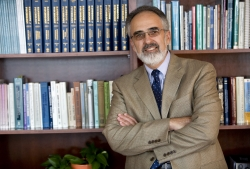 Michael G. Perri, Ph.D., dean of the UF College of Public Health and Health Professions
