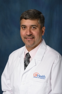 Saleem Islam, M.D., M.P.H., a professor of surgery, UF College of Medicine