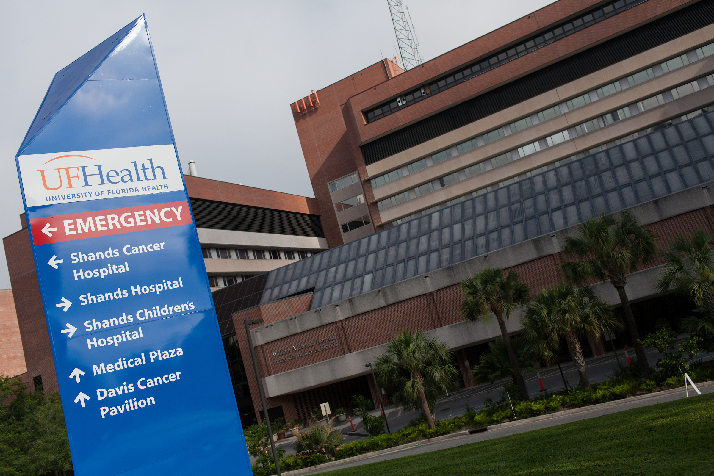 UF Health Shands Hospital nationally ranked in six