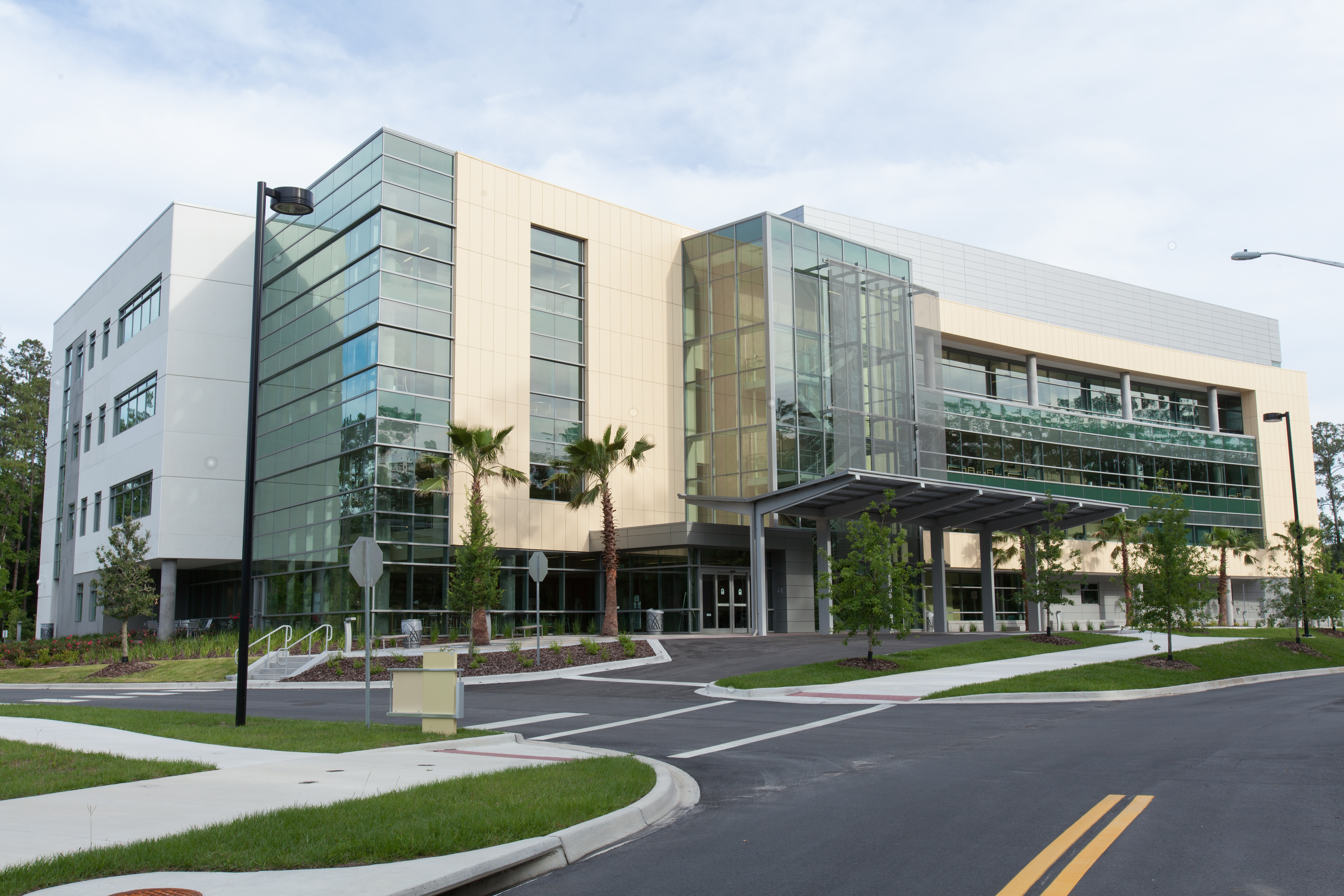Uf Health Springhill Receives Leed Certification For Environmentally