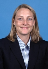 Dana N. Zimmel, D.V.M., chief of staff of the University of Florida Veterinary Hospitals