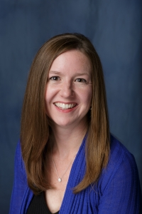 Heather Walden, Ph.D., an assistant professor of veterinary parasitology