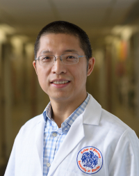 Yousong Ding, Ph.D., an associate professor of medicinal chemistry in the UF College of Pharmacy