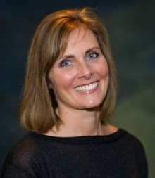 Margo Macpherson, D.V.M., a professor of equine reproduction at the University of Florida College of Veterinary Medicine