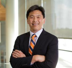 Brian Hoh, M.D., M.B.A., is co-principal investigator of CAPTIVA.