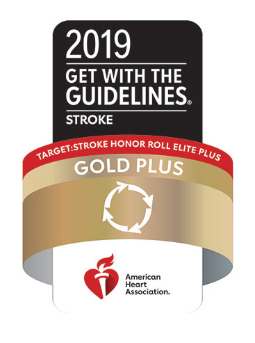 2019 Get With The Guidelines Gold Plus Designation