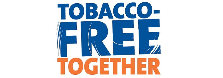 Tobacco Free Together Banner