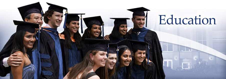 Graduating students at The University of Florida