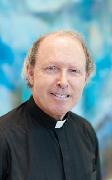 Father Alan Bower