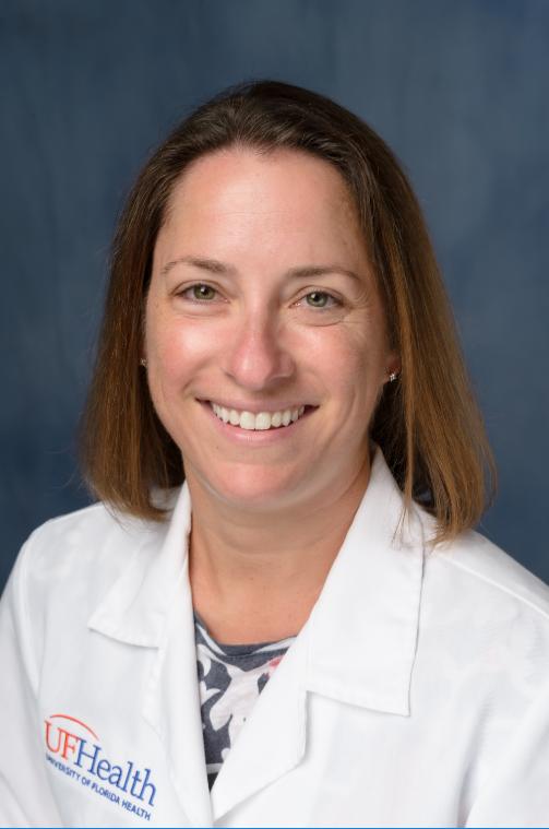 Dr. Celine Cattier, Medical Director of Pediatric Palliative Care
