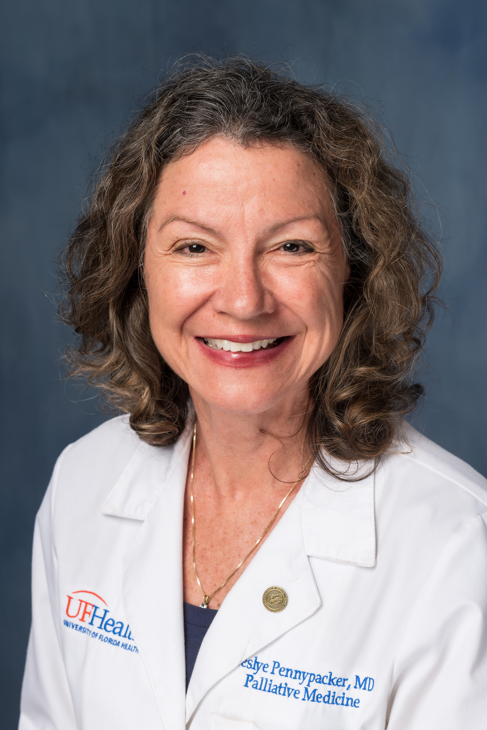 Dr. Leslye Pennypacker, board-certified in internal medicine and geriatrics
