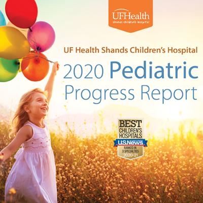 2020 Pediatric Progress Report