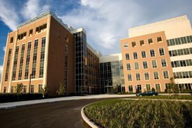 Cancer and Genetics Building