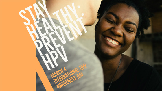 2018 HPV Awareness Day is March 4