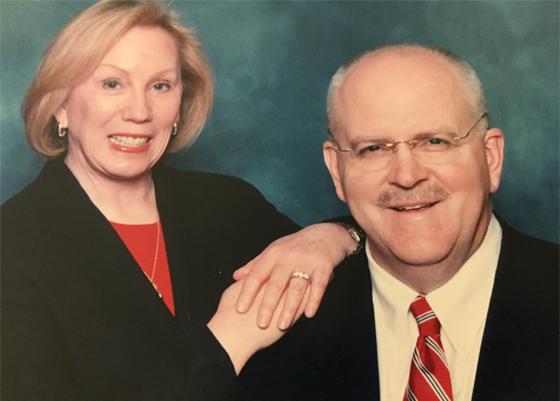 Travis and Gail Rockey