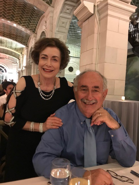 Harvey and Ilene Budd
