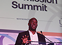 Dr. Duane Mitchell addresses the ReMission Summit