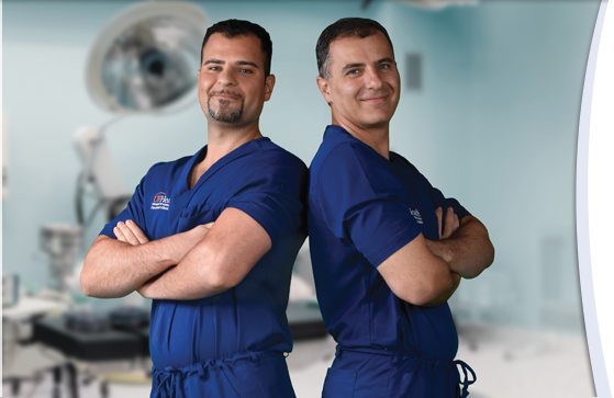 UF Health neurosurgeons, the Tavanaiepour brothers, balance unique relationship.