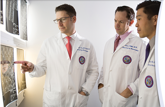 New spine center brings disciplines together.