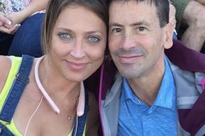 Jessica and her boyfriend Daniel