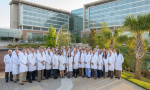 Photo of the UF Health Heart and Vascular Team
