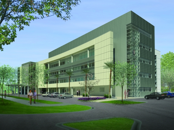 Medical specialty one-stop shop at new UF&Shands at Springhill