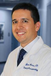 Juan Mora Herrera, MD