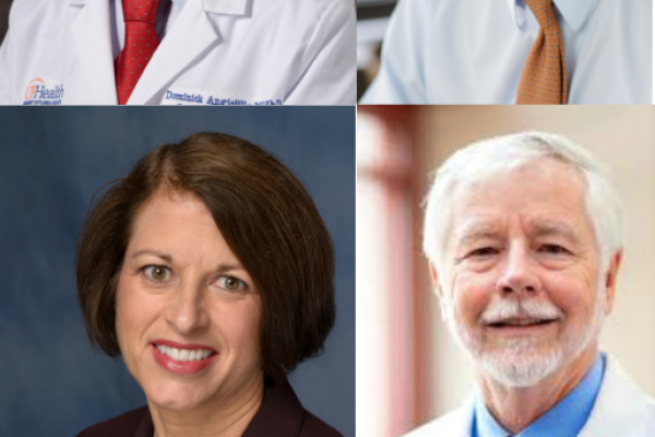 Four UF Health researchers recognized for most-cited works worldwide