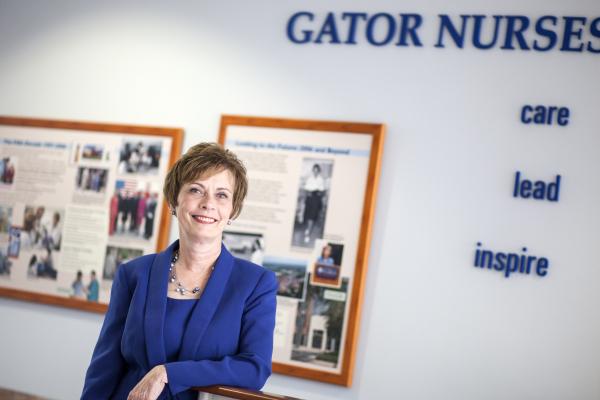 College of Nursing dean named Linda Harman Aiken Professor