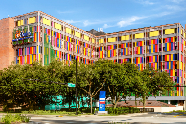 UF Health Shands Children's Hospital nationally ranked in six medical specialties for 2017-18