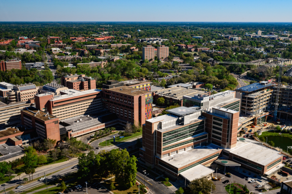 UF Health Shands Hospital listed among 100 great hospitals in America