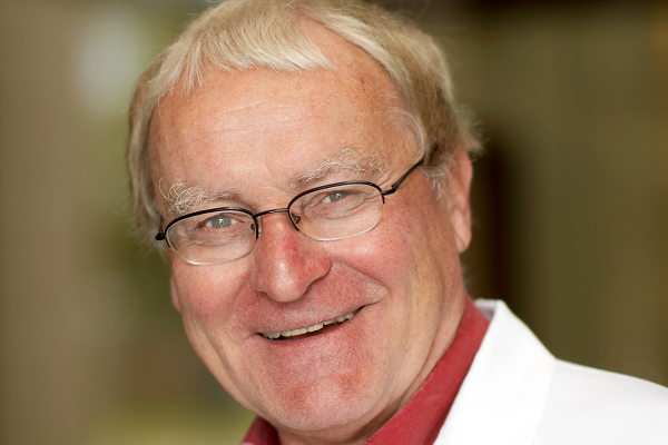 UF veterinary college professor emeritus honored for achievements in pathology