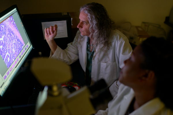 UF researcher finds link between common food poison toxin and colorectal cancer