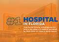 UF Health Shands Hospital is the top hospital in Florida in the latest U.S. News rankings, with nine medical specialties listed among the nation's best.