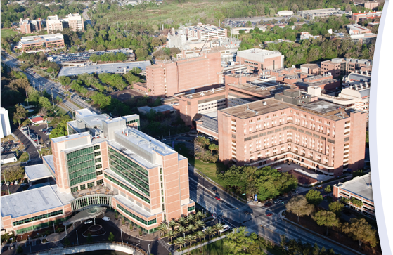 Seven adult medical specialties at UF Health Shands Hospital recognized by U.S. News & World Report